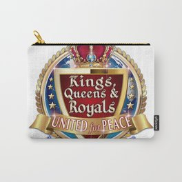Kings, Queens & Royals United Carry-All Pouch