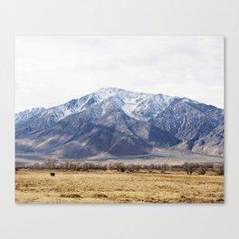 Sierras Canvas Print