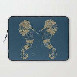 <3 of seahorses Laptop Sleeve