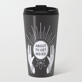 Weird Future Travel Mug