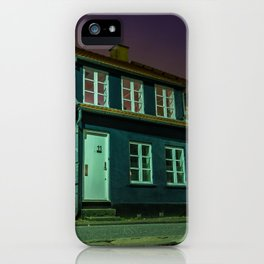 Latinerkvarteret, Aarhus, Denmark iPhone Case