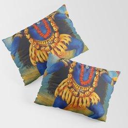 Kali By Raja Ravi Painting Pillow Sham