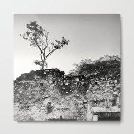 Tree House Metal Print