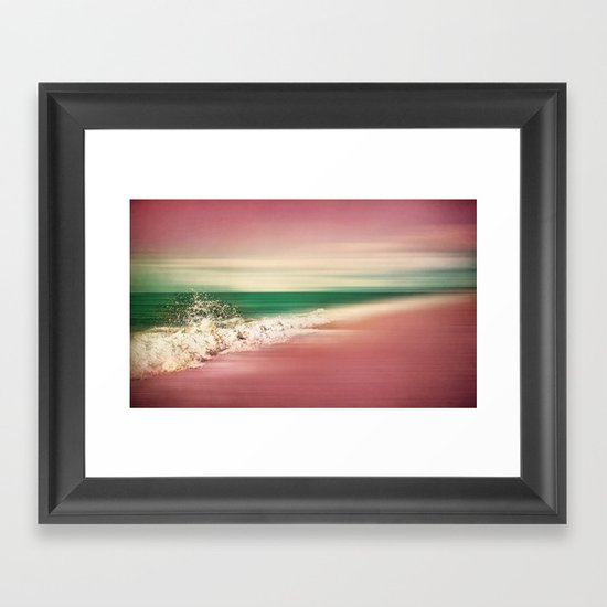 In the Pink II Framed Art Print