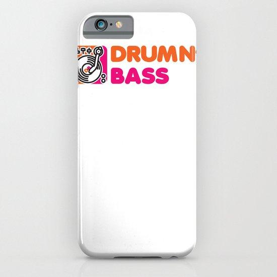 Drumn' Bass  iPhone & iPod Case