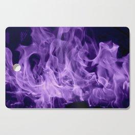 Magic Flames Cutting Board