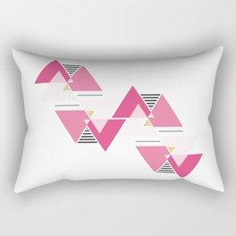 Through It Part 2 Rectangular Pillow