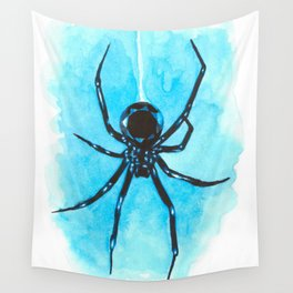 Diamond spider Wall Tapestry