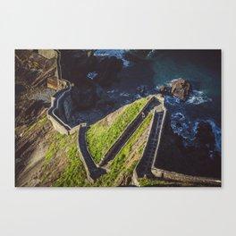 Matin Noir II Canvas Print