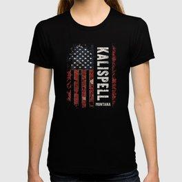 Kalispell Montana T-shirt
