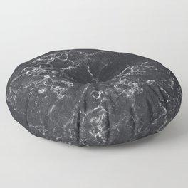 Dark Granite Floor Pillow