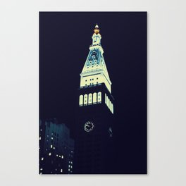 Met Life Tower Canvas Print