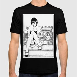 asc 378 - Intimate revelations about Lucy K. T-shirt