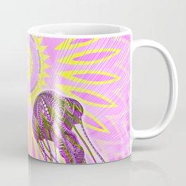 Multidimensional Medusas on godspeed Coffee Mug
