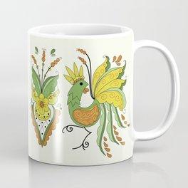Folklore Rooster - Eivor Coffee Mug