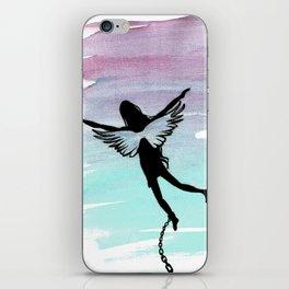Wanna Fly iPhone Skin