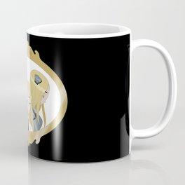 Terra Trinity in black Coffee Mug