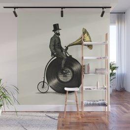 Music Man Wall Mural