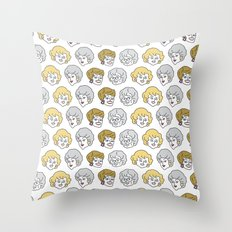 Thank You for Being a Friend (Golden Girls) Throw Pillow