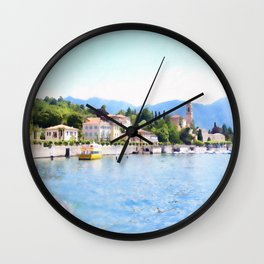 Living Spa Wall Clock