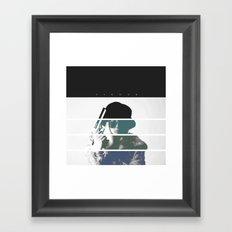 Sinner Framed Art Print