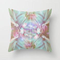 COSMIC NATURE III Throw Pillow