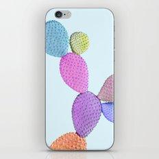 CACTUS COLOR iPhone & iPod Skin