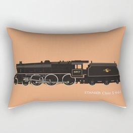 Stanier Black 5 4-6-0 Rectangular Pillow