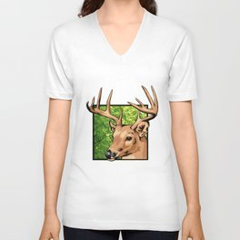 Wild things. Unisex V-Neck