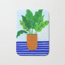 Potted plant I Bath Mat