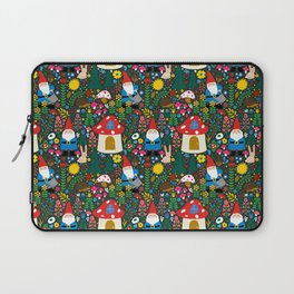 Gnome Home Laptop Sleeve