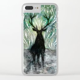 Aura Clear iPhone Case