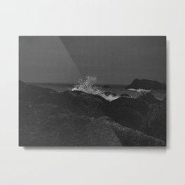 Ocean Spray Metal Print