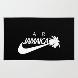 Air Jamaica Dark Rug