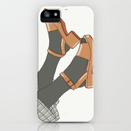 Shoes iPhone Case