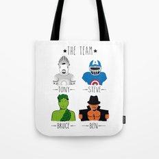 THE TEAM Tote Bag