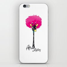 AfroStyle iPhone & iPod Skin