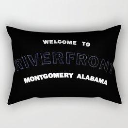 The Riverfront Rectangular Pillow