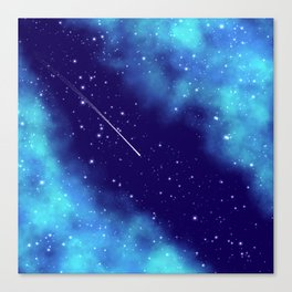 Way to the stars Canvas Print