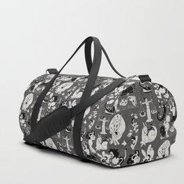 Zodiac Toons Duffle Bag