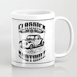 Hot Rod - Classick Kustomz (black) Coffee Mug