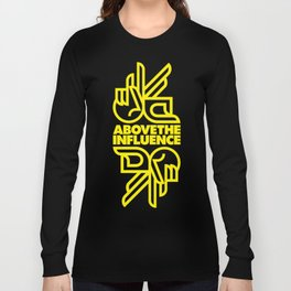 Above the Influence Long Sleeve T-shirt