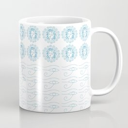 Line art mythological folklore Coffee Mug