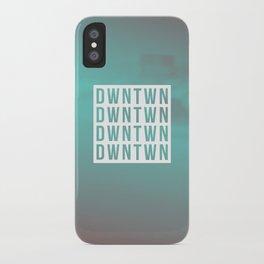 BLOCK iPhone Case