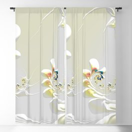 Lily Chains Blackout Curtain