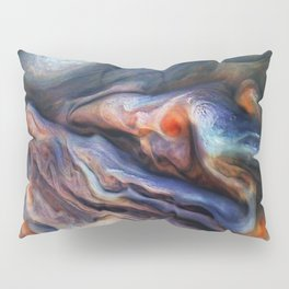 The Art of Nature - Jupiter Close Up Pillow Sham