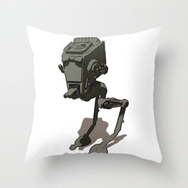 @-ST Throw Pillow