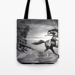 Musashi at Brunei Tote Bag