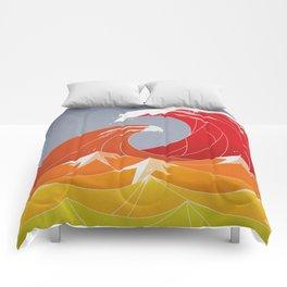 Beaufort Scale Comforters