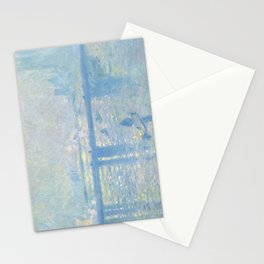 1899-Claude Monet-Charing Cross Bridge-65 x 80 Stationery Cards